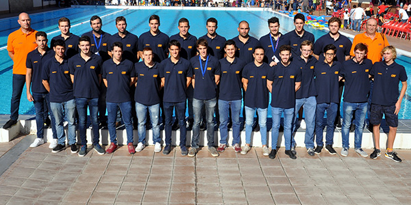 Waterpolo Absoluto 2016-2017