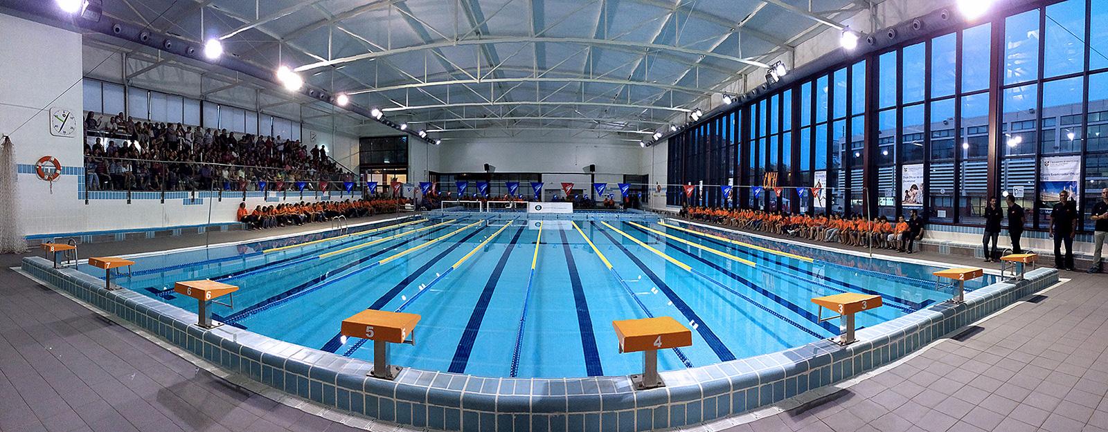 Cnlh web oficial del club nataci l 39 hospitalet for Piscinas municipales barcelona