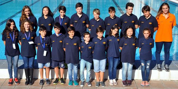 aletes-infantil-cadet-2016-2017