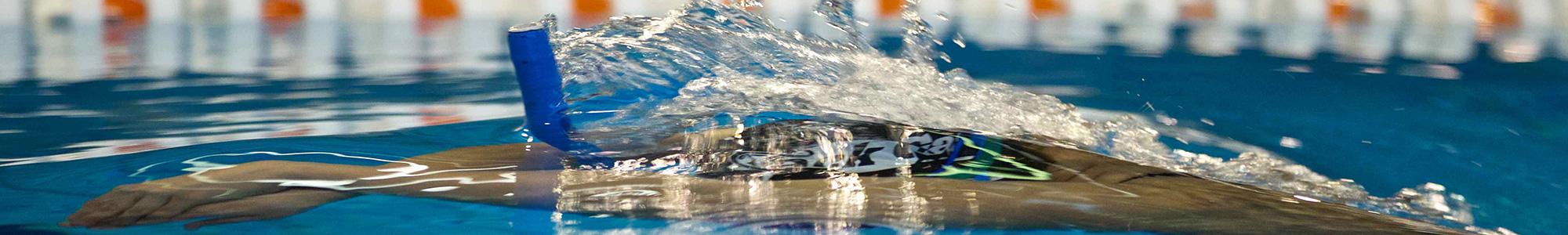 Secció natació amb aletes del CNLH