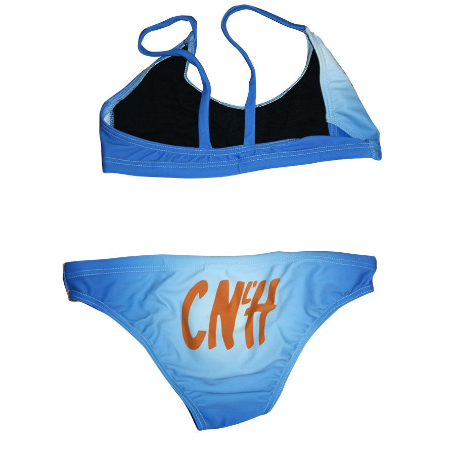 Bikini blau darrera CNLH