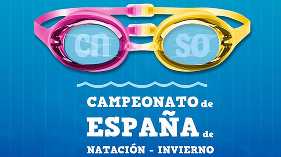 campionat espanya natacio hivern junior infantil 2017