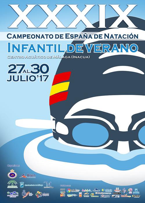 campionat espanya natacio infantil estiu 2017