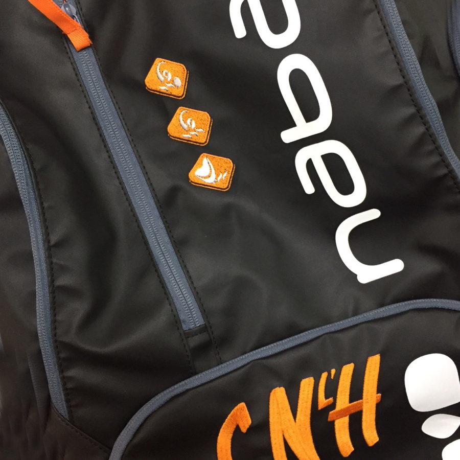 Motxilla detall CNLH