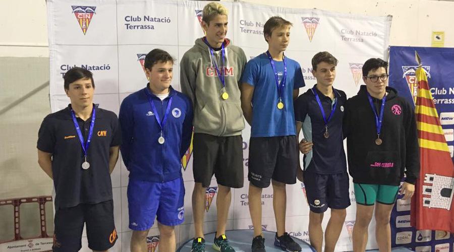 alex sanchez cnlh campionat catalunya 2018