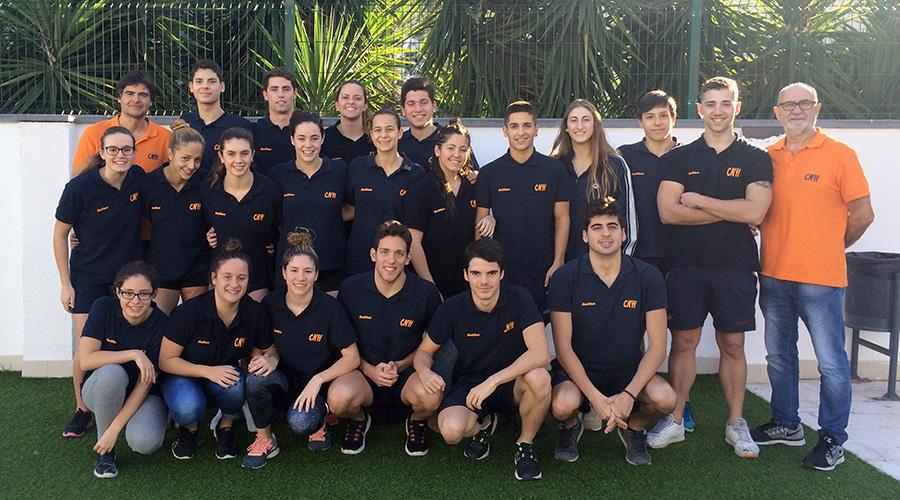 equip cnlh absolut junior campionat catalunya 2018 cnterrassa
