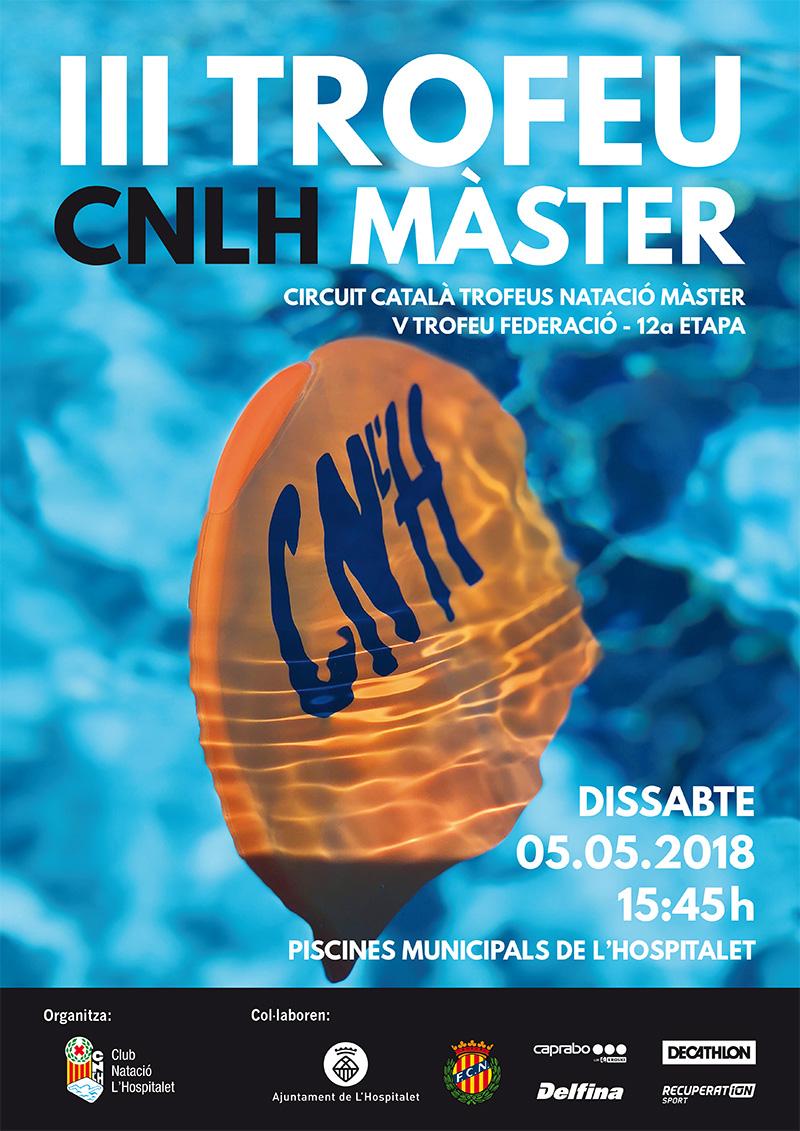 III trofeu master cnlh 2018