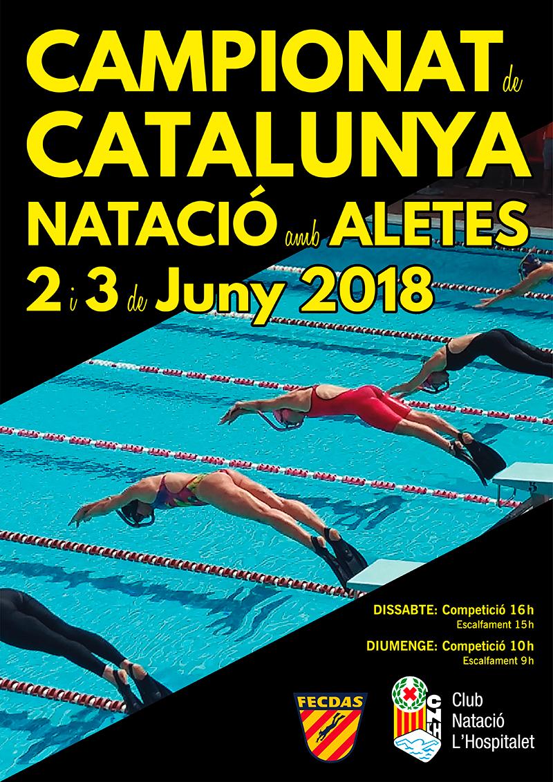 campionat catalunya aletas estiu 2018