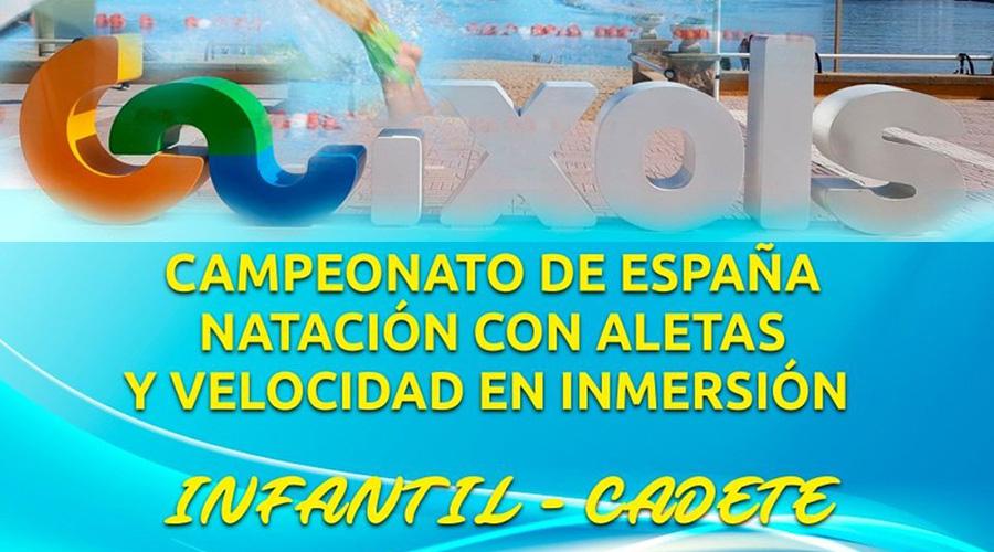 campionat espanya aletes infantil cadet cnlh 2018
