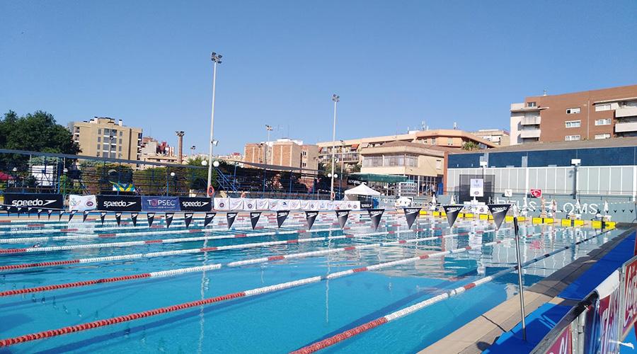 campionat espanya natacio master estiu 2018