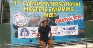 campionat internacional natació màster xipre 2018