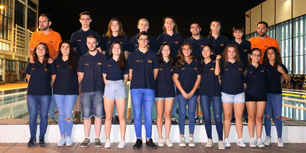 equip aletes junior i senior cnlh 2018-2019
