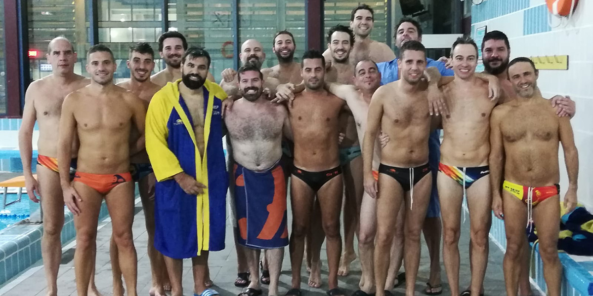 equip master waterpolo cnlh 2018-2019