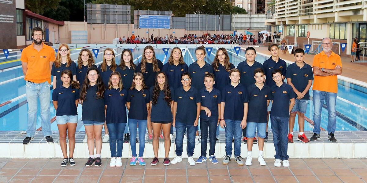 equip natacio alevi cnlh 2018-2019