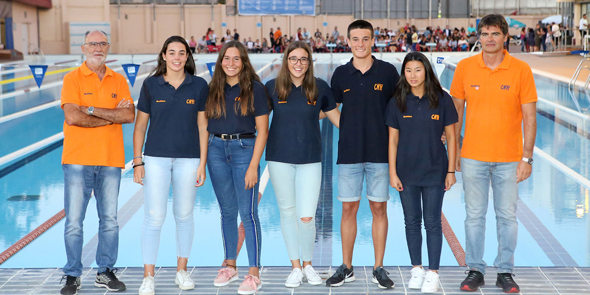 equip natacio junior cnlh 2018-2019