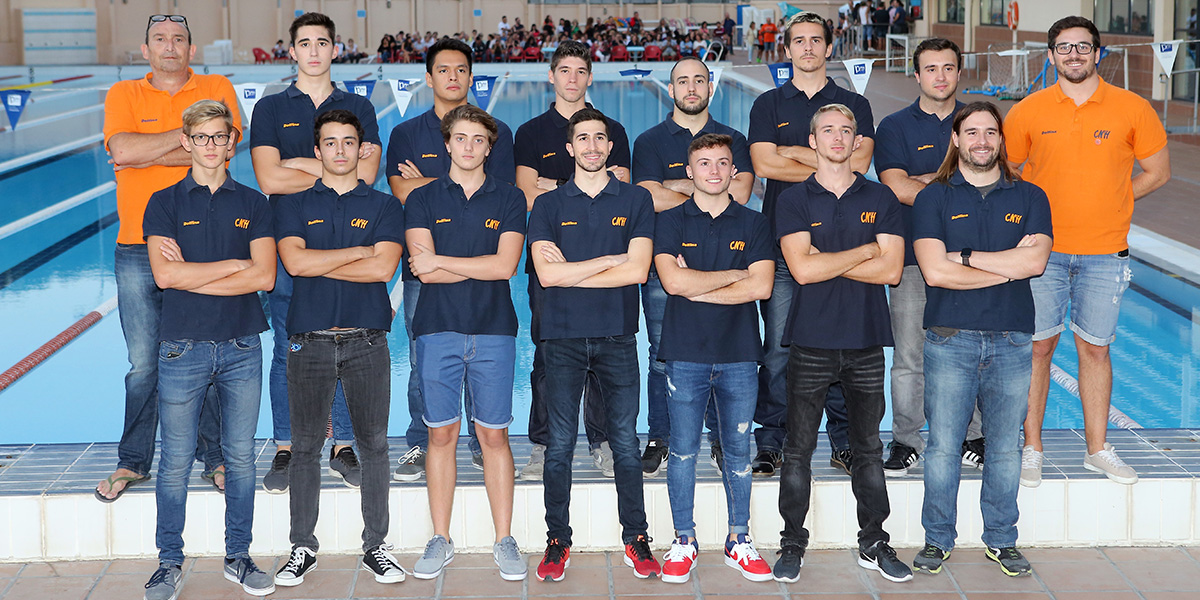 equip waterpolo absolut b cnlh 2018-2019
