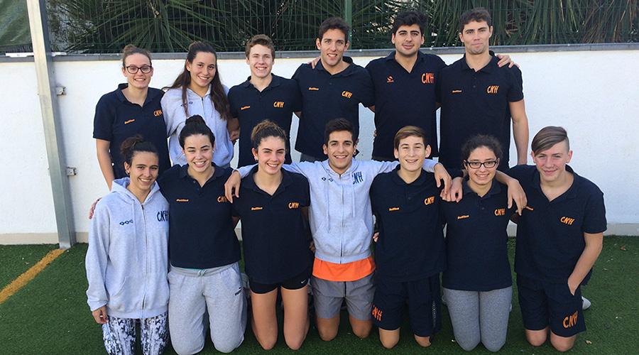 campionat catalunya natacio absolut hivern 2019