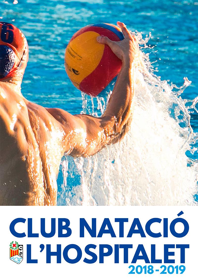 poster cnlh waterpolo temporada 2018-2019