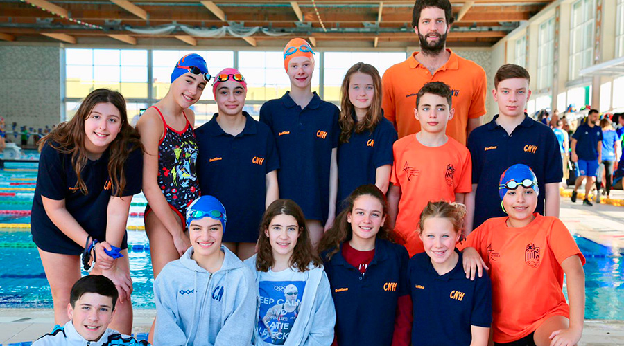 campionat catalunya hivern alevi cnlh 2019