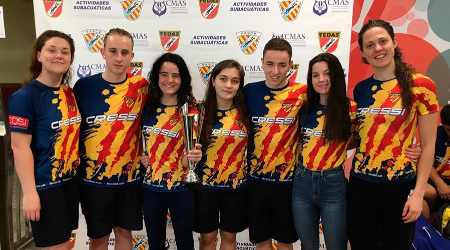 campionat espanya aletes ccaa cnlh 2019