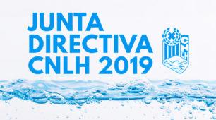 nova junta directiva cnlh 2019
