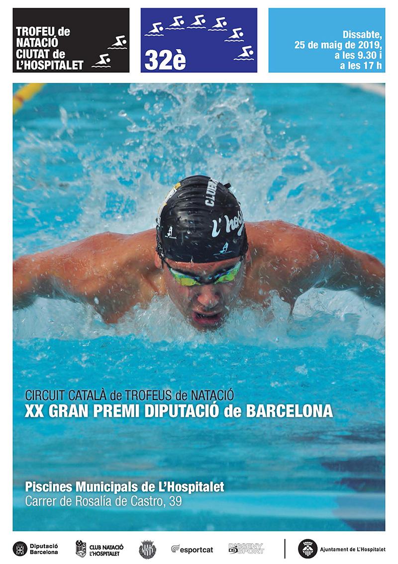 32 trofeu natacio ciutat hospitalet 2019