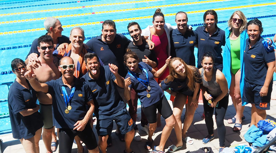 35 campionat master natacio cnlh