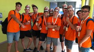torneig summerpolo 2019 cadet cnlh