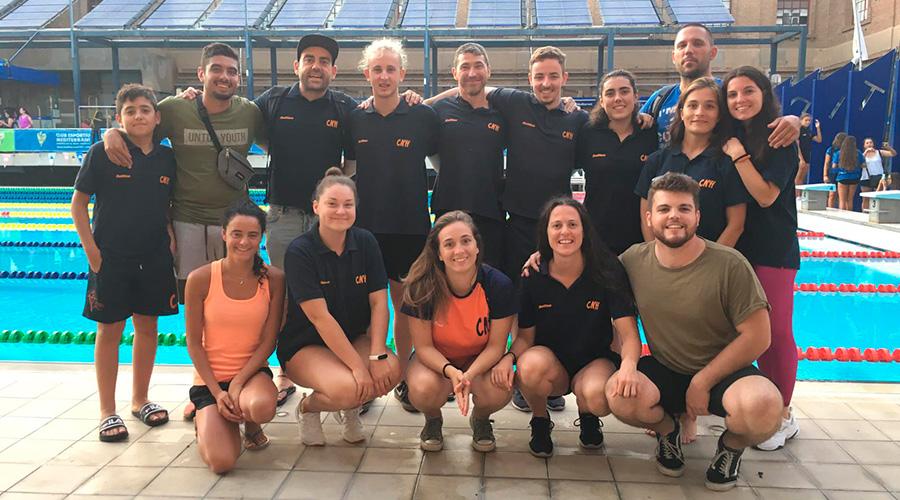 49 campionat espanya natacio aletes junior senior cnlh 2019