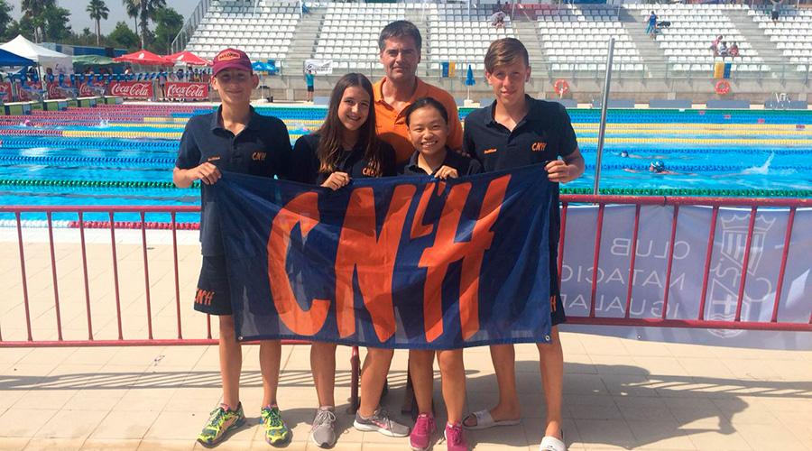 campionat catalunya infantil estiu cnlh 2019