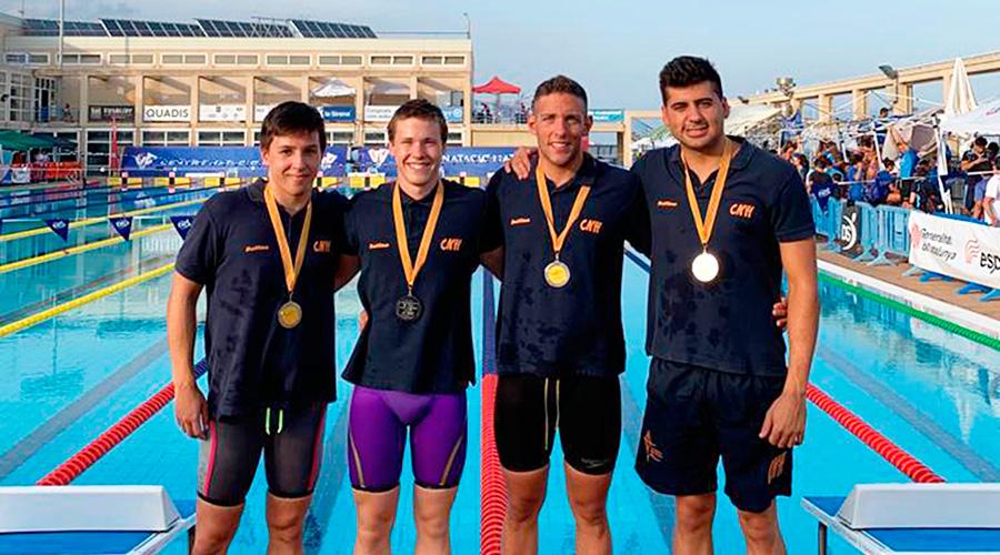 campionat catalunya natacio junior estiu i cctn 2019