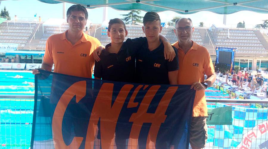 campionat espanya infantil natacio estiu cnlh 2019