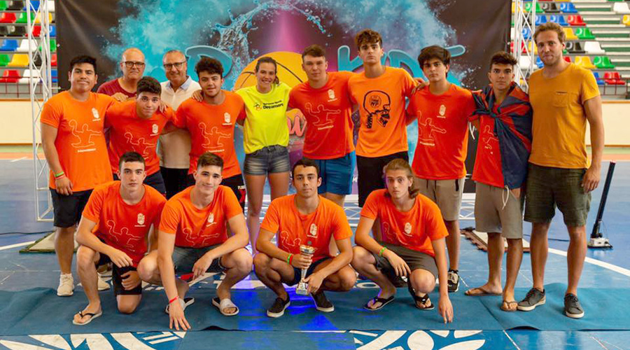 waterpolo kids tour cnlh 2019