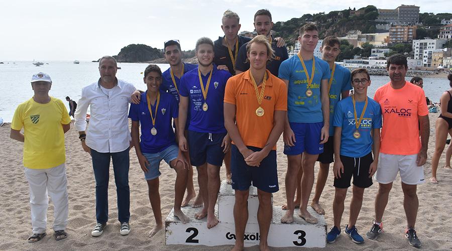campionat catalunya aaoo natacio amb aletes cnlh 2019