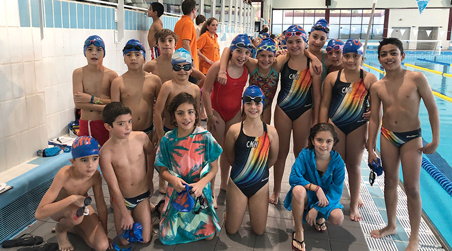 1a jornada jocs escolars natacio 2019 2020 cnlh