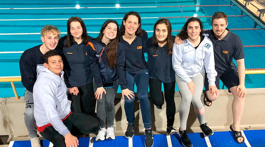 campionat espanya hivern natacio aletes 2019 cnlh