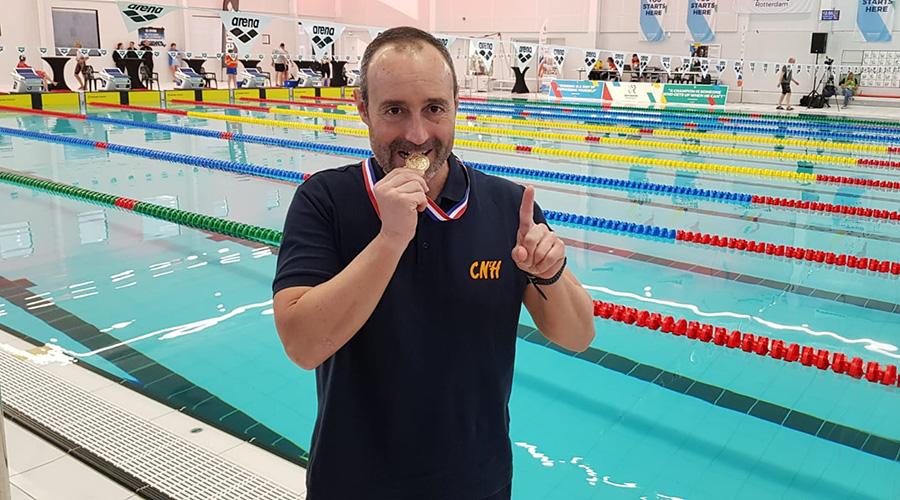adolfo ortiz medalla open dutch masters championship rotterdam 2020 cnlh