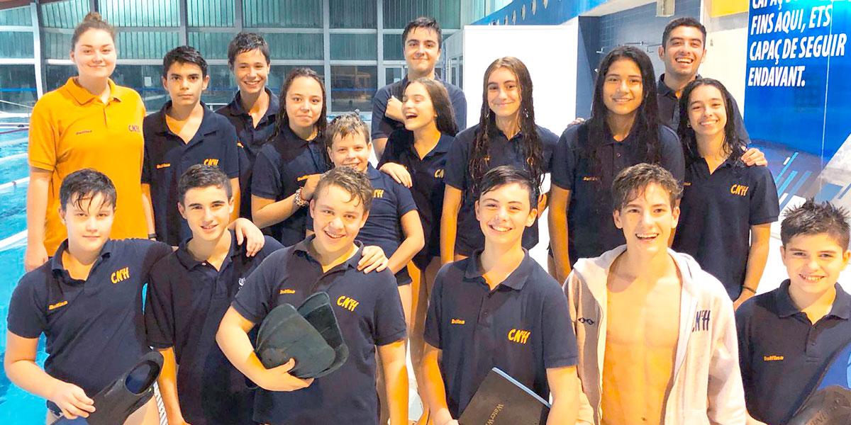 equip aletes infantil cadet cnlh 2019 2020