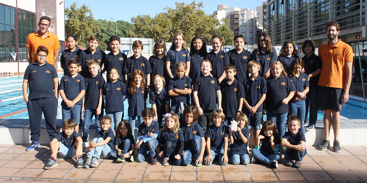 equip natacio escola temporada 2019 2020
