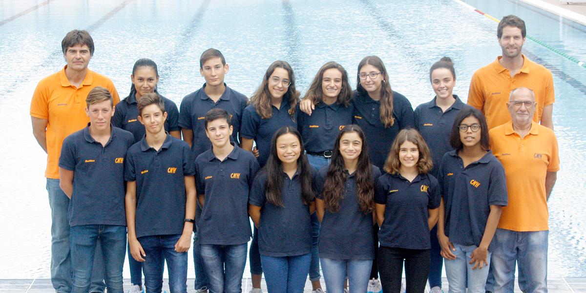 equip natacio infantil temporada 2019 2020