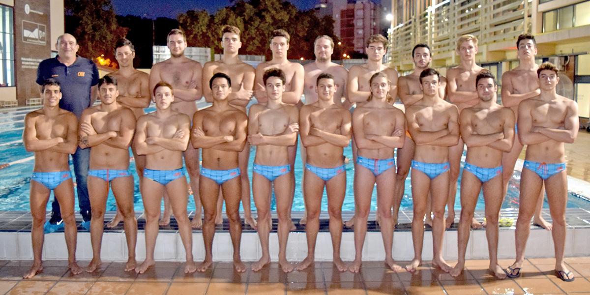 equip waterpolo absolut temporada 2019 2020