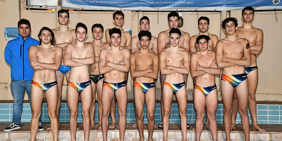equip waterpolo juvenil temporada 2019 2020