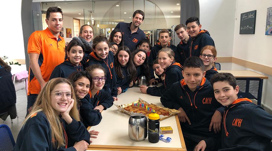 campionat catalunya hivern natacio alevi 2020 cnlh