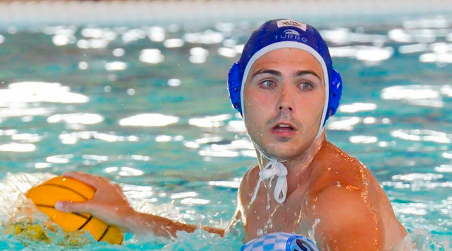 Carles Goma fichaje cnlh waterpolo absolut temporada 2020-21