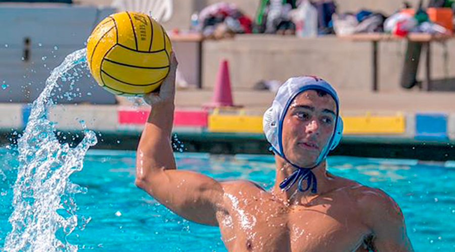 Miquel Navarro fichaje cnlh waterpolo absolut temporada 2020-21