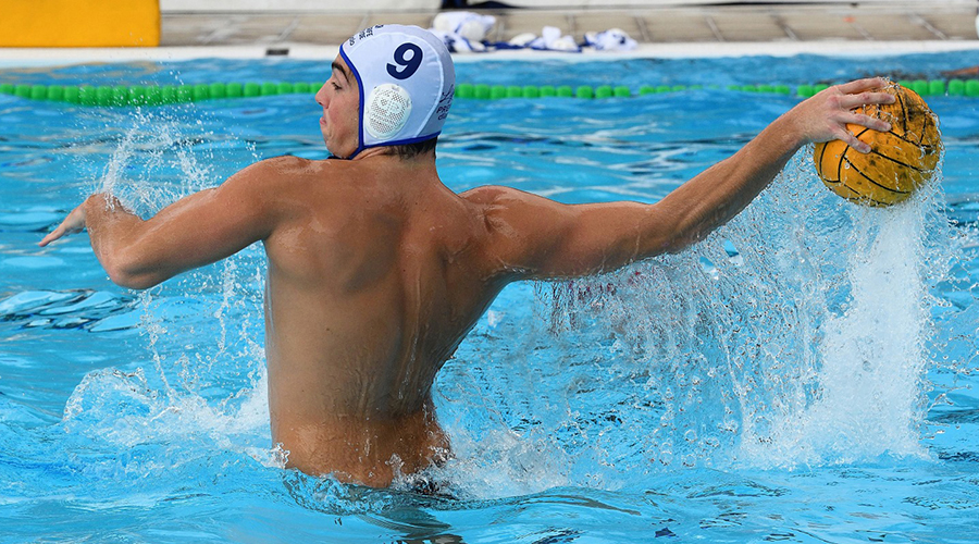 Vicenç Sousa fichaje cnlh waterpolo absolut temporada 2020-21