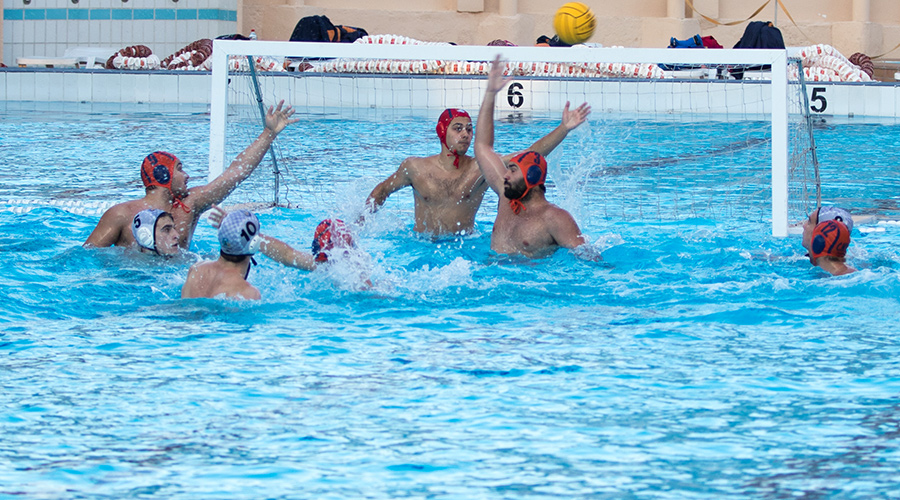 1r partit absolut waterpolo cnlh 2020 21
