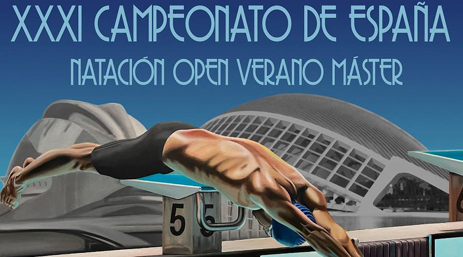31 campionat espanya natacio master estiu 2021