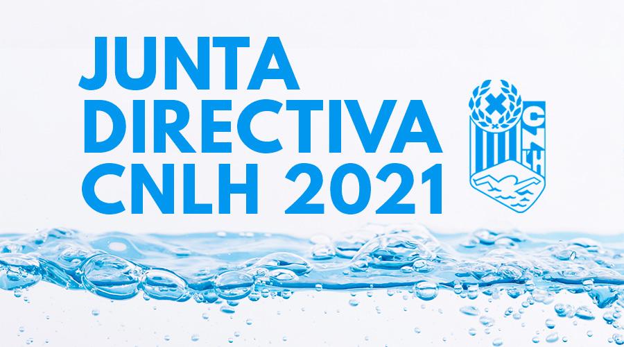 nova junta directiva cnlh 2021